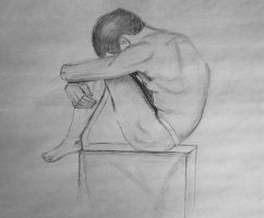 Figure Study by Dewheart85