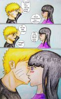 Naruto confesses to Hinata by Thirrinaki