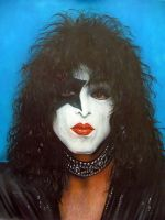 Paul Stanley by giorgio-uccellini