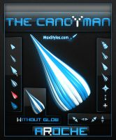 The Candyman by aroche