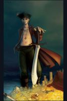 The Pirate King by verdant