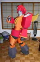 Hot Rod for Anime Expo 08 by Folkeye