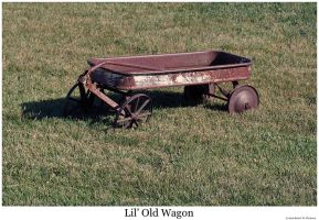 Lil' Old Wagon by hunter1828