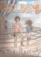 Leo Frank and Hazel on the Argo 2 by Larry-and-Lazel