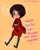 Thank U by sketchette