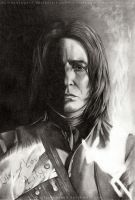 Severus Snape by EternaLegend
