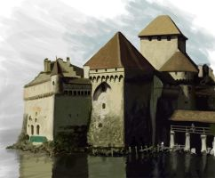chateau by Rodriguezzz