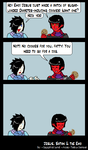 Jesus, Satan and the Emo pg 87 by JSandE