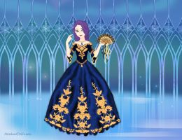 Round 5: Sapphire Ball Gown by Arimus79