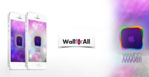 WWDC 2013 iPhone 4-4s-5 wallpapers by WallforAll