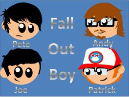 Fall Out Boy by Austinbot101