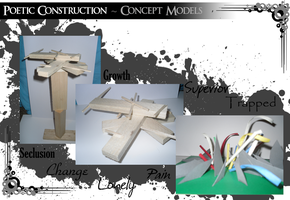 Assignment 2 - Concept Models by TheMrStick