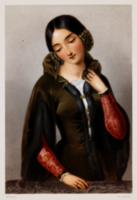 Anne of Bohemia by asphycsia