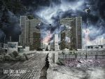 Last Days on Earth | Photomanipulation by JeanSplashDesigns