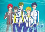 Free! by shade1995