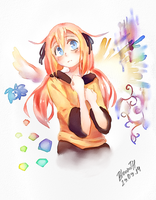 Aria(watercolor) by BloomTH