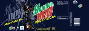 Mountain Dew Above the Law by CMKook-24601