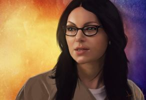 Alex Vause by xSammehx