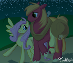 A Night to Try to Remember by Toodles3702