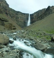 Hengifoss by spartout