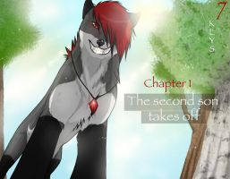 7 Keys ~Chapter 1. Cover~ by Skerppla
