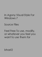 :: In Agony :: VS Source Files by bhast2