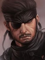 naked Snake by wizyakuza