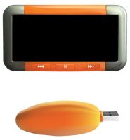 flash drive and mp3 player by syedmaaz
