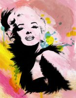 Marilyn Monroe by JaneDoe873