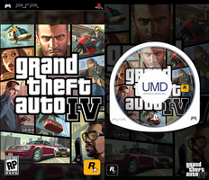 Grand Theft Auto IV by essenceofcreativity