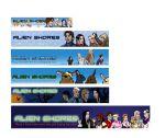 Banner Collection by AlienShores