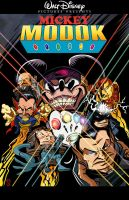 Mickey M.O.D.O.K. 2 by Theamat