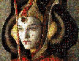 Queen Amidala by timmywheeler