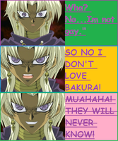 Marik Won't Admit it.... by MarsLstar