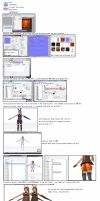 MMD normal maping tutorial by DesmondChan