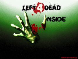 Left 4 Dead Inside by UFO-etc