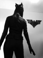 TDKR Catwoman by lousciousfoxx