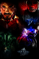 The Avengers by NightSlash