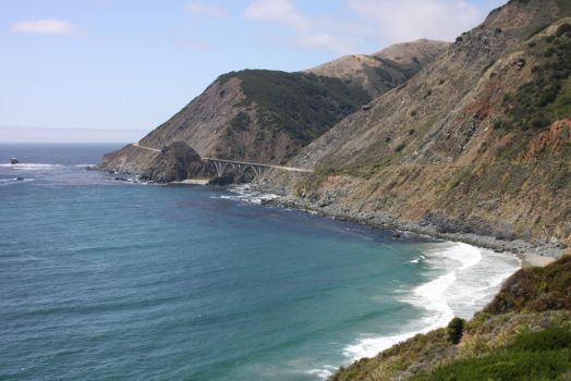 Pacific Coast Highway Photos by chris