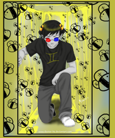 Homestuck: Sollux Captor by Doctor-Ita