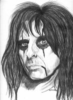 Alice Cooper by fisk66