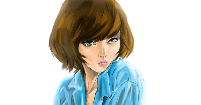 Speed_Drawing05 by faizu