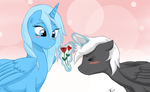 Th-These are for you... by x-Short-Hilt-x