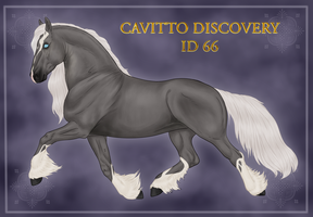 Cavitto Custom Discovery ID 66 by Cloudrunner64