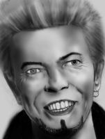 David Bowie by BigDub