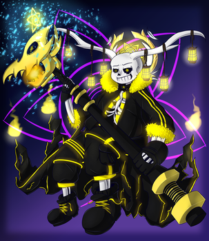 Paragon Sans [Voidtale] by NiceShadow