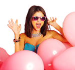 Selena Gomez Hit the Lights PNG by tommz2011