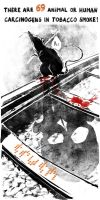 No Country For Old Rats by miridi