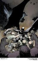 batman 01 COVER by fco