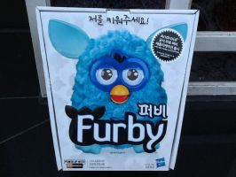 Quest Completed(Get the Furby) by soloya